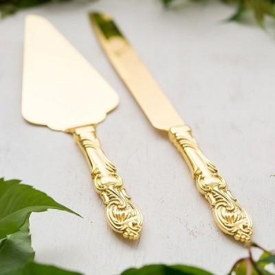Seturi tort-Set tort Gold Romance