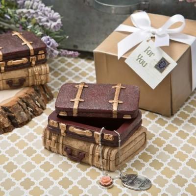 Marturii Fashioncraft A-Z-Cutiuta valize vintage
