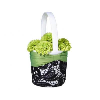 Cosulete petale-Cosulet Cocarde Verde si Negru