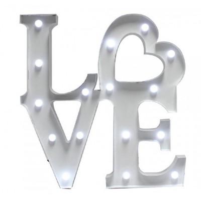 Accesorii Candy Bar-Decoratiune Led LOVE