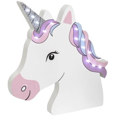 Accesorii Candy Bar-Decoratiune Led Unicorn