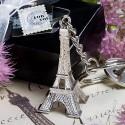 Breloc Turn Eiffel Argintiu