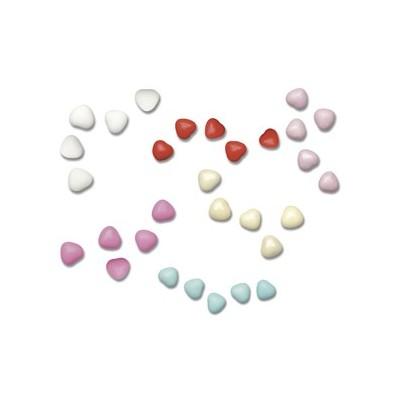 Migdale glazurate-Inimi Glazurate Roz