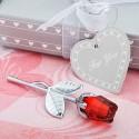 Trandafir Rosu Cristal