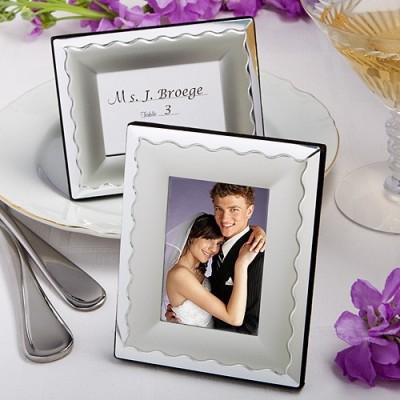 rama foto argintie elegance