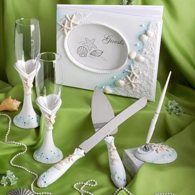 Seturi de nunta-Set Nunta Tematica Marina