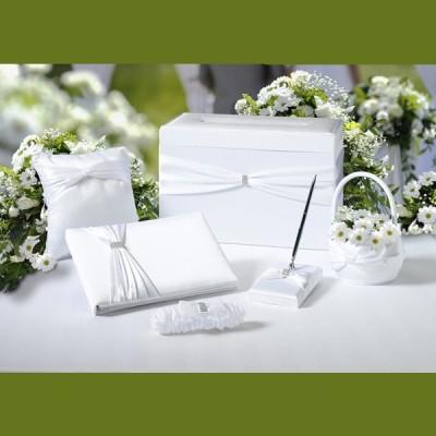 Seturi de nunta-Set Nunta Princess Alb