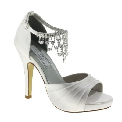 Pantofi mireasa-Pantofi Mireasa Guadalupe