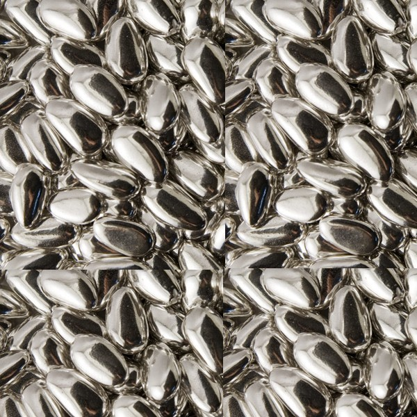 Migdale glazurate-Migdale Glazurate Argintii