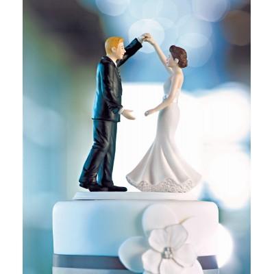 Home-Figurina tort comica Dans