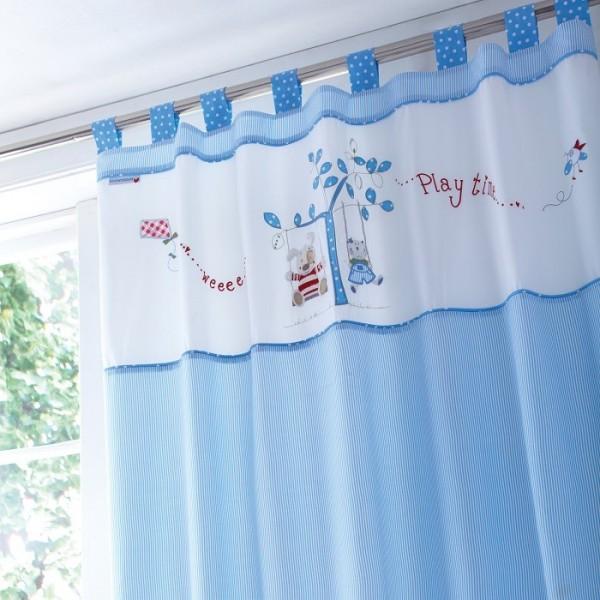 Camera copilului Izziwotnot-Draperii Petit Henri