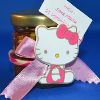 Marturii Borcanase Miere Hello Kitty