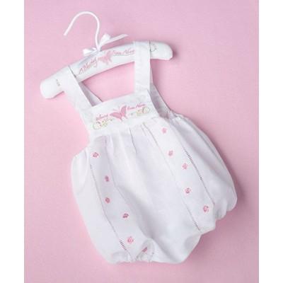 salopeta-bebe-fluture-roz