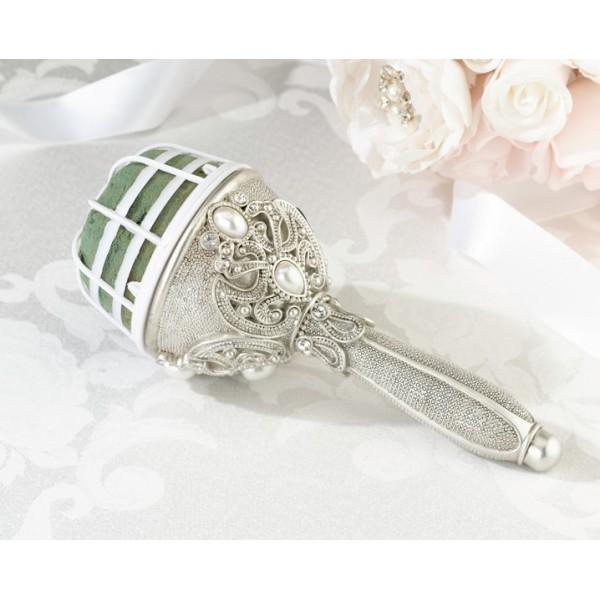 Diverse accesorii pentru mireasa-Suport buchet mireasa regal