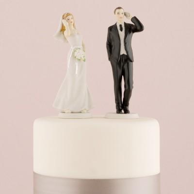 """Figurina tort comica """"La Telefon"""""""