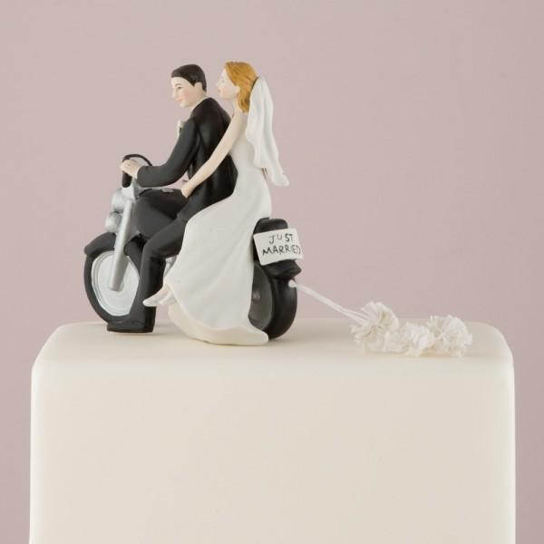 "Figurine tort-Figurina tort \\""Miri pe motocicleta\\"""