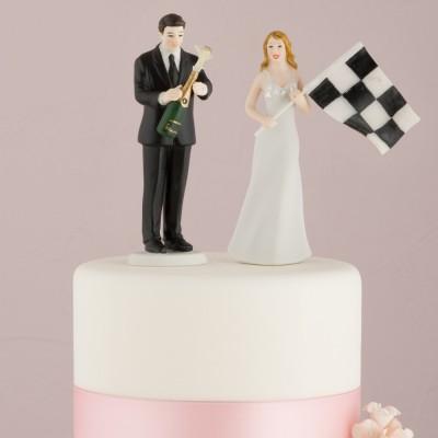 "Figurina tort comica ""La Sosire"""