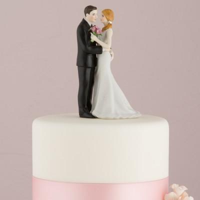 Figurine tort-Figurina tort comica Din dragoste