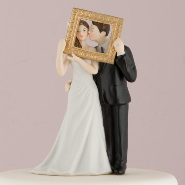 Figurine tort-Figurina tort comica Perechea Perfecta
