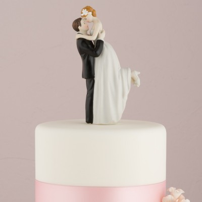 Figurine tort-Figurina tort comica Miri Romantici