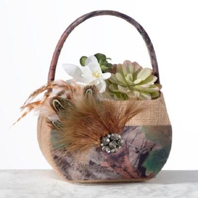 Cosulete petale-Cosulet cocarde Camuflaj